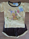DISNEY BABY/GIRLS WTP SUMMER SHORTS & T-SHIRT 2 PIECE SET (1-4YR) BNWT V. PRETTY