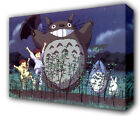 MY NEIGHBOUR TOTORO UMBRELLA - GICLEE CANVAS ART
