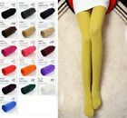 Multicolor Women's Sexy Opaque Pantyhose Stretch 70D Long Stockings Tights 6-12
