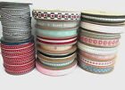 NEW LARGEST SELECTION EAST OF INDIA RIBBON - 1 METRE