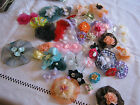 Hand Made Brooch Style Accessory - Assorted Colours & Sizes [C]