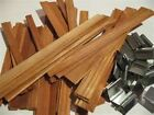 WOOD WICKS FOR CANDLES PERFECT IN SOY OR PARAFFIN CANDLE MAKING SUPPLIES