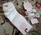 NWT Janie and Jack Winter Songbird Hair Barretes or Ivory Cuff Socks Girls 4T-5T