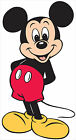 Mickey Mouse 01 Disney Vinyl Decal Sticker Gloss Laminated - 3 sizes avail