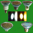 10x 5.6W Epistar 60 SMD LED Spot Light Bulbs Cool Daylight or Warm White Lamps