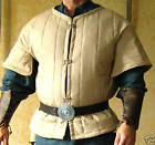 Medieval Viking Armor Short Padded Gambeson