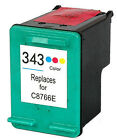 HP 343 Colour Printer Ink Cartridge C8766EE