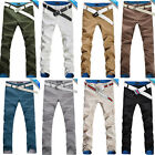 NEW Mens Hot Sell Slim Fit Sexy Top Modern Style Casual Pants h999  9color 7size