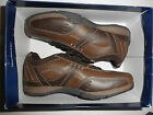 NIB $30 Boys Graphite 'John' Lace-up Shoes: Brown, Sizes 1, 2, 3