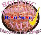 Holistic Himalayan Pink Salt   ISO 22000 Food Safe Certified For Your Protection