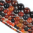 "Pretty Dream Agate Gemstone Round Loose Beads 15.5"" 4,6,8,10,12,14,16mm"
