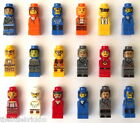 ★ LEGO ★ Microfig, Micro Figure Spare Game Player Piece...Variants Listed