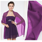 Ever Pretty Chiffon Winter Party Bridesmaid Evening Shawls Scarves 0001P