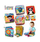 New plush toy colorful cloth pop-up book baby birthday gift bed story Reader 1pc