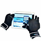 ISGLOVES Touchscreen Mittens (Sports Model) - Black - New - Sealed