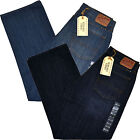 Lucky Brand Mens Jeans 181 Relaxed Straight Mid Rise Zip Fly Jean Stonewash
