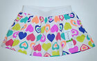 JUMPING BEANS – SKORT or LEGGINGS - BRIGHT COLORS - INFANT – 24 MO – NWT $12