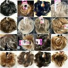 Kyпить Synthetic Hair Scrunchie all Blonde shades Scrunchies sizes small -large  на еВаy.соm