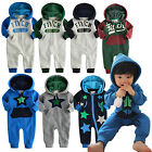 "NWT Vaenait Baby Unisex Outdoor One-piece Jumpsuit Fleece Set ""Winter Outwear"""