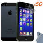 50 Newest HD Clear LCD Screen Protector Cover Guard For Apple iPhone 5 5th 5 Gen