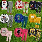 "NWT Baby Toddler Kid's Clothes Boys Girls Sleepwear Pajama Size 12M-5T ""Set_9"""