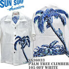 SUMMER 2013 Limited Edition Reproduction Hawaiian Aloha Shirt by Sun Surf Japan