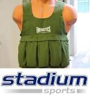 ADJUSTABLE WEIGHT VEST - WEIGHTED VEST 5KG - 8KG - 10KG - 12KG - GYM SPORTS VEST