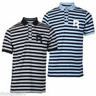 Reebok Official NCE Polo Shirts Mens Jersey Top Short  Sleeve Tee Cotton T-Shirt