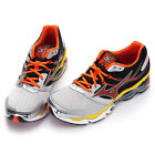 MIZUNO Men's Wave Creation 14 Running ShoesRED/BLACK/YELLOW 8KN-300106 + GIFT !