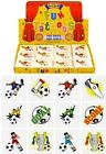 12 Football Temporary Tattoos Boys Girls Kids Party Bag & Stocking Fillers