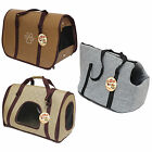 PET TRAVEL BAG FOR DOG/PUPPY/CAT/KITTEN/RABBIT CARRIER/CAGE/CRATE/HANDBAG/TOTE
