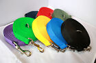 80ft LONG DOG & HORSE TRAINING TRACKING LEAD IN VARIOUS COLOURS...SIZE LARGE