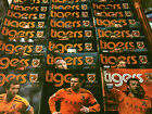 07/08  Hull City Home Programmes (Mint condition) v Your Choice