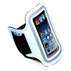 Workout Running Sports Gym Armband Case Cover For iPhone 5 5th Gen. Multi-Color
