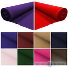 Polycotton Drill Fabric 237gsm Furnishing Craft Textile Material Clothing Dress