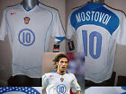 Russia USSR Mostovoi Shirt BNWT New Jersey Football Soccer Vintage Sizes M L XL