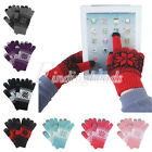 HOT Unisex Warm Capacitive Touch Screen Gloves Winter Snow For Smartphone Tablet