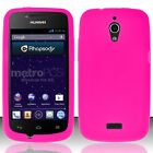 Hard Case Phone Cover for Huawei Vitria H882L / Y301A2 MetroPC+Screen Protector
