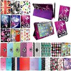 VARIOUS PU LEATHER FLIP CASE COVER FOR APPLE iPAD/SAMSUNG/KINDLE FIRE + STYLUS