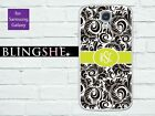 Personalised damask Monogram Samsung Galaxy note 3 case for S3 S4 S5 N2 N3 mn018