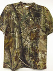 NEW RealTree APHD Men's ShortSleeve 100% Cotton Camouflage Hunting T-Shirt S M L