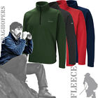 Craghoppers - CR051 - Mens Basecamp Lightweight Microfleece Half Zip (3 Cols)