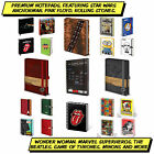 A4 And A5 Notepads - Sci Fi Comic Book Style School Note books Journal Jotters