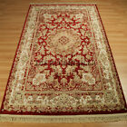 Kingston Traditional Rugs In Red - 21R