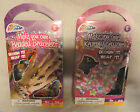 GRAFIX, KIDS 5+, MAKE YOUR OWN - BEADED BRACELETS KIT OR KEYRING CHARM KIT, NEW