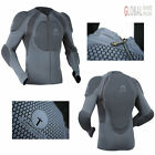 ForceField Pro Shirt Body Armour with Back Protector CE Level 2 Sports Upper