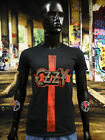 OZZY OSBOURNE Official Uni-Sex Tee Shirt Various Sizes CROSS