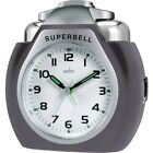 AcctimThunderbell/Superbell Large Extra Loud Alarm Clear Face with Snooze/Light