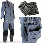 Delta Plus Panoply M5COM Mens Work Boiler Suit Overalls Coveralls + FREE Pads