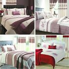 Mary Luxury Embellished Duvet Set Quilt Set Cover Or Bedspread Curtains Cushion